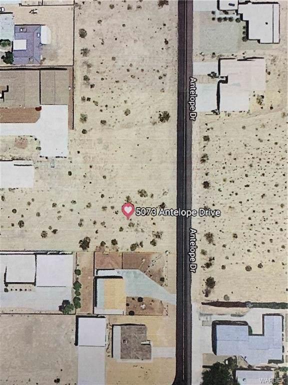 5073 S Antelope Drive, Fort Mohave, AZ 86426 (MLS #957697) :: The Lander Team