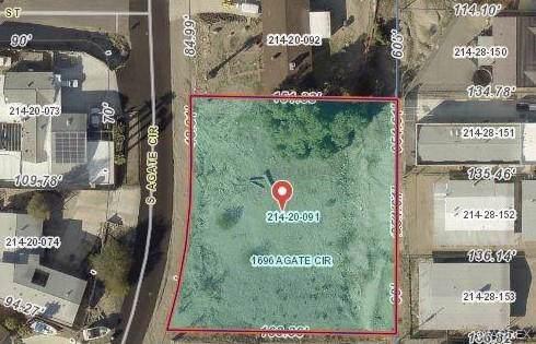 1696 Agate Circle, Bullhead, AZ 86442 (MLS #957919) :: The Lander Team