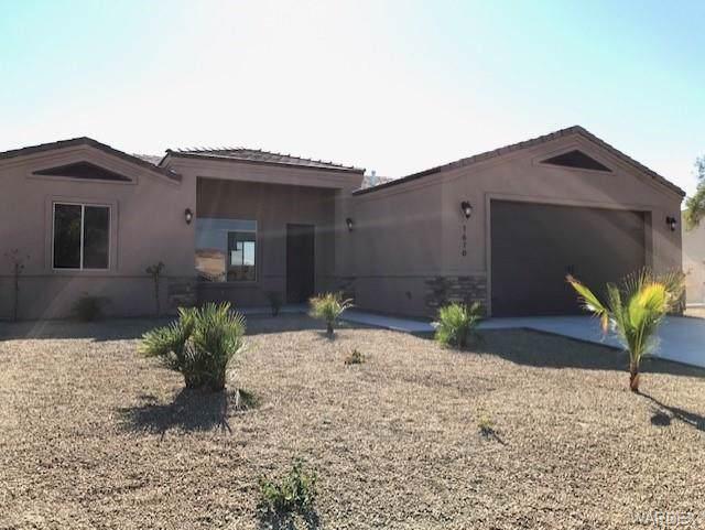 3283 Secret Pass Canyon Drive, Bullhead, AZ 86429 (MLS #958554) :: The Lander Team