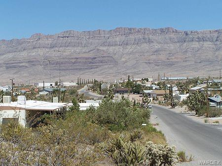 755 E Kanab Lane, Meadview, AZ 86444 (MLS #958559) :: The Lander Team