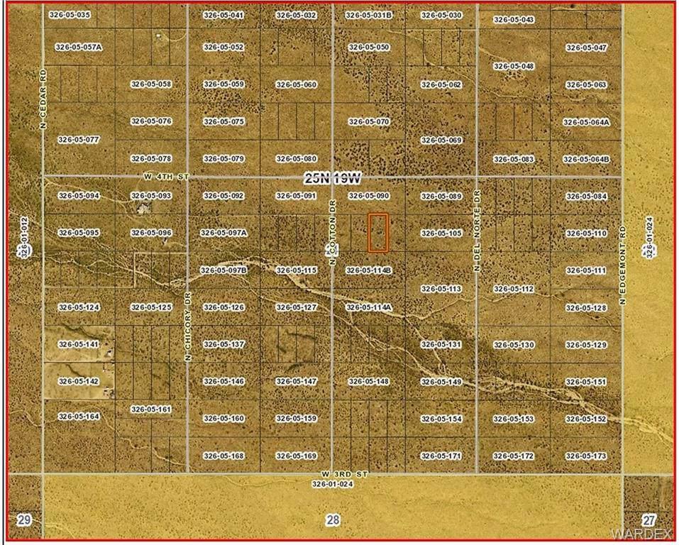GTAC #10 S-21 W2 E2  Cotton Drive - Photo 1