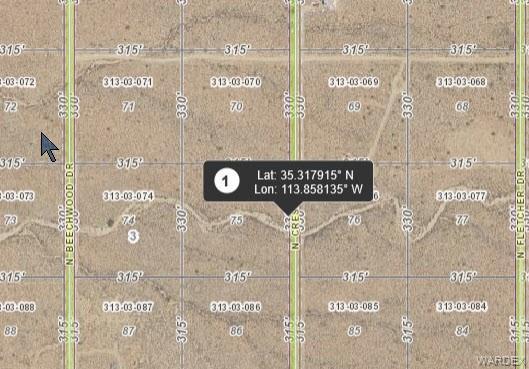 0000 N Crest Drive, Kingman, AZ 86401 (MLS #960224) :: The Lander Team