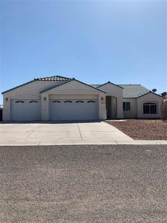2034 E Sandtrap Lane, Fort Mohave, AZ 86426 (MLS #960259) :: The Lander Team