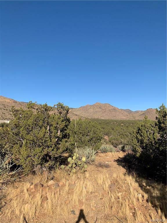 TBD Jordan Ranch Road, Kingman, AZ 86409 (MLS #961101) :: The Lander Team