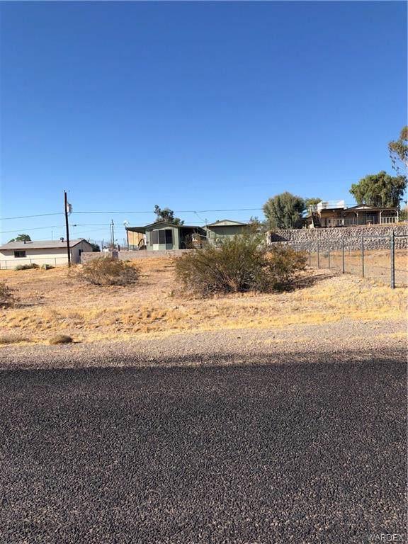 4579 E Bayside Drive, Topock/Golden Shores, AZ 86436 (MLS #961480) :: The Lander Team