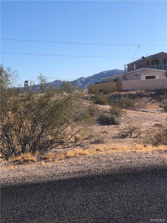 4686 E Monarch Drive, Topock/Golden Shores, AZ 86436 (MLS #961487) :: The Lander Team