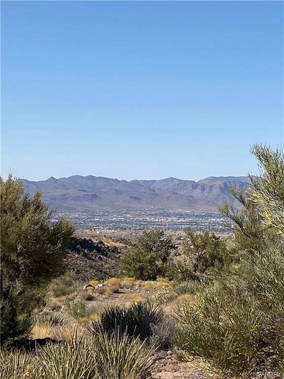Lot 6B Indian Pony, Kingman, AZ 86401 (MLS #961949) :: The Lander Team