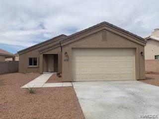 3641 N Miller Street, Kingman, AZ 86402 (MLS #962007) :: The Lander Team