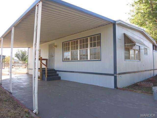1820 E Devlin Avenue, Kingman, AZ 86409 (MLS #962027) :: The Lander Team
