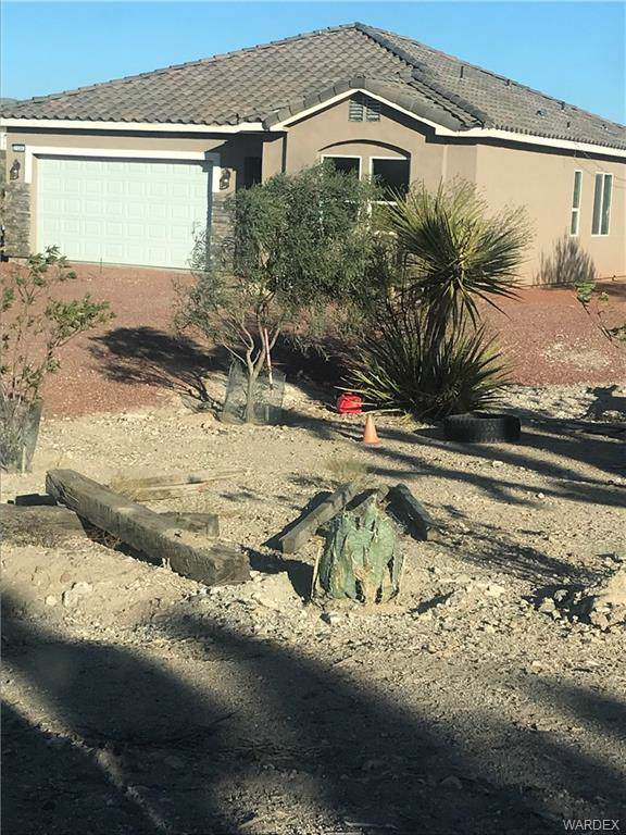21288 N Miramar Drive, White Hills, AZ 86445 (MLS #962352) :: The Lander Team