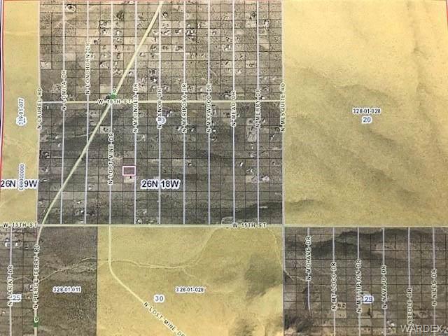 00000 Na, Dolan Springs, AZ 86441 (MLS #962577) :: The Lander Team