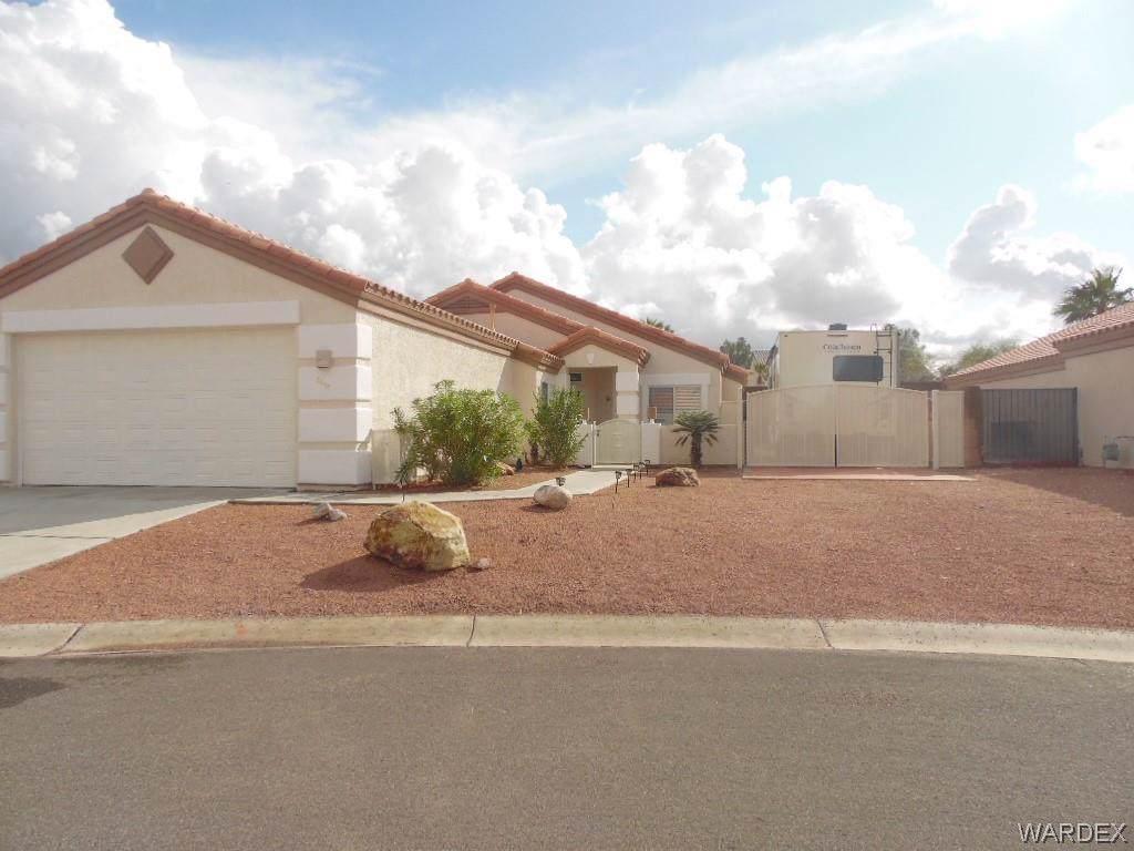 2472 Wilder Road, Bullhead, AZ 86442 (MLS #962847) :: The Lander Team