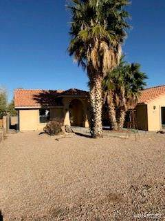 9639 N Saddleback Lane, Kingman, AZ 86401 (MLS #962949) :: The Lander Team