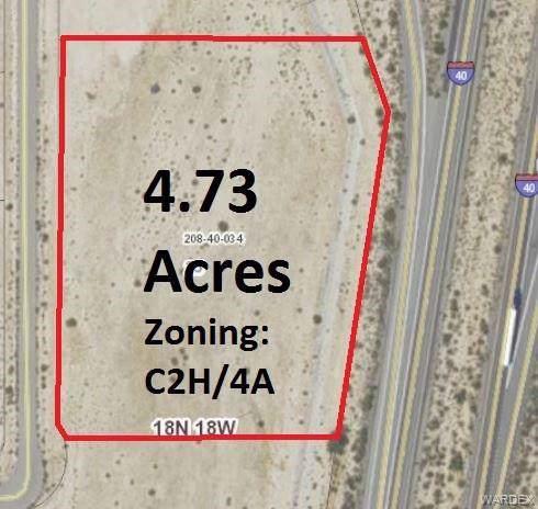 10930 S Double R Drive, Yucca, AZ 86438 (MLS #963248) :: AZ Properties Team | RE/MAX Preferred Professionals