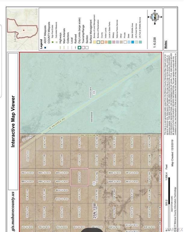 Lot 2937 Off Mohave, Kingman, AZ 86401 (MLS #963847) :: The Lander Team