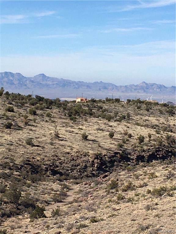 TBD Stagecoach Lane, Kingman, AZ 86401 (MLS #963941) :: The Lander Team