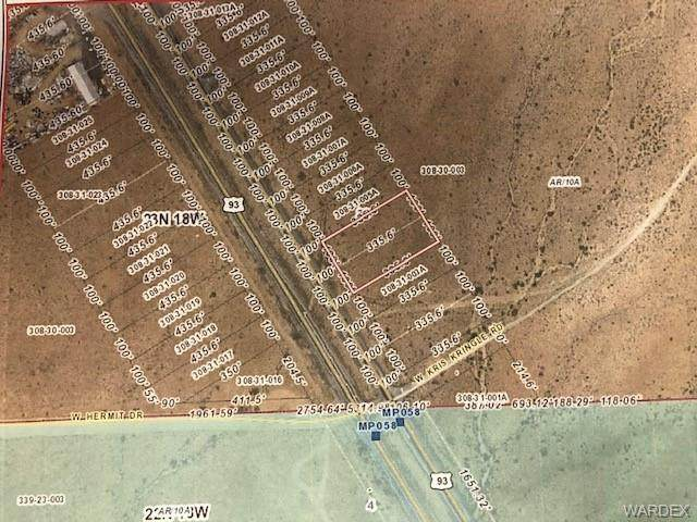 000 Hwy 93, Golden Valley, AZ 86413 (MLS #964622) :: The Lander Team