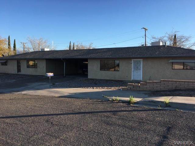 1906 Louise Avenue, Kingman, AZ 86401 (MLS #964912) :: The Lander Team
