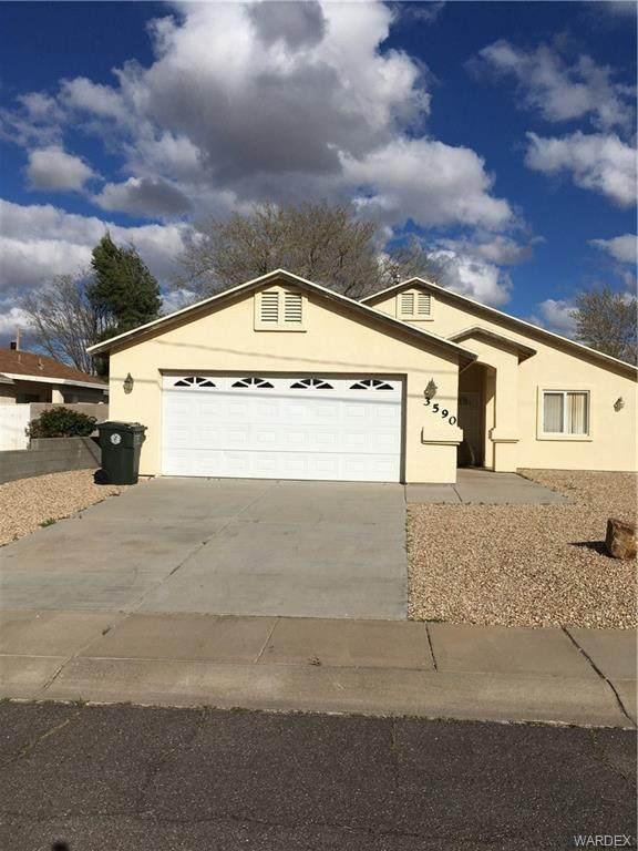 3590 N Bond Street, Kingman, AZ 86401 (MLS #965849) :: The Lander Team