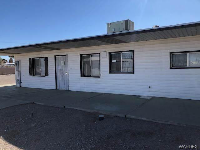 375 E Main Street, Quartzsite, AZ 85346 (MLS #968430) :: The Lander Team
