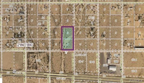 3453 N Linden Road, Golden Valley, AZ 86413 (MLS #969838) :: The Lander Team
