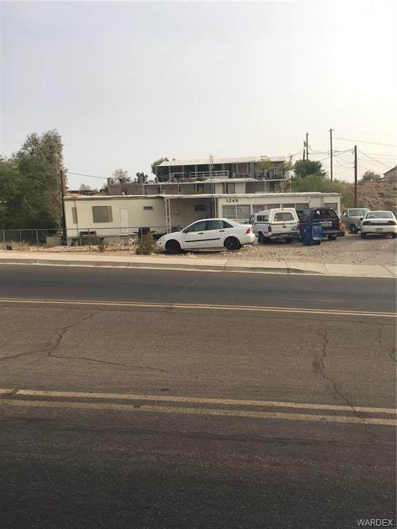 1248 Ramar Road, Bullhead, AZ 86442 (MLS #973734) :: The Lander Team