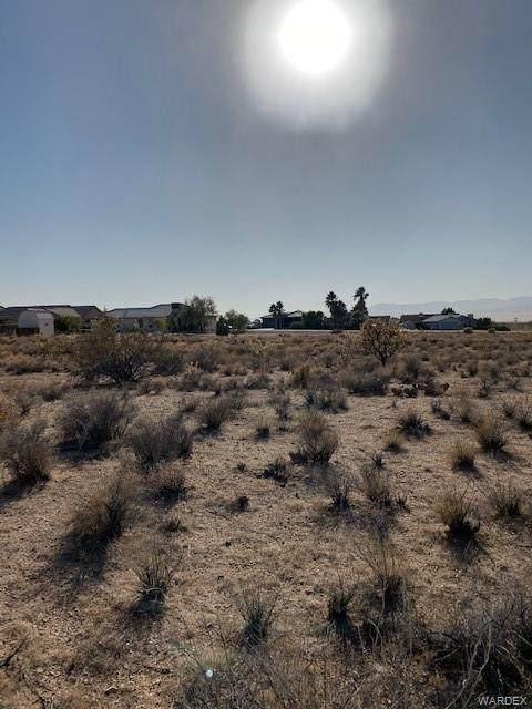 9349 N Singletree Drive, Kingman, AZ 86401 (MLS #974033) :: The Lander Team