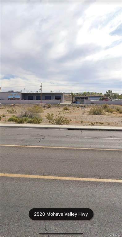 2520 Highway 95, Bullhead, AZ 86442 (MLS #974667) :: The Lander Team