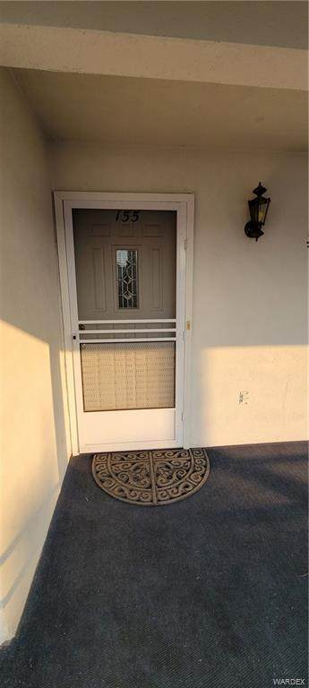 1800 Clubhouse Drive #155, Bullhead, AZ 86442 (MLS #974730) :: The Lander Team