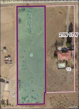 450 El Rancho Drive, Kingman, AZ 86409 (MLS #976133) :: The Lander Team