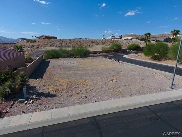 2875 Cactus Bloom Drive, Bullhead, AZ 86429 (MLS #977244) :: The Lander Team
