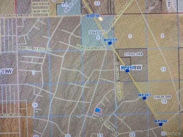 0000 Grant, Golden Valley, AZ 86413 (MLS #977685) :: AZ Properties Team | RE/MAX Preferred Professionals