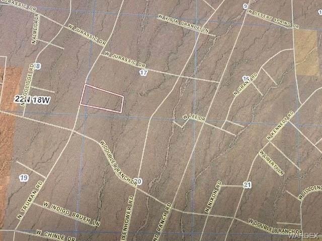 000 N Truman Road, Golden Valley, AZ 86413 (MLS #979815) :: The Lander Team