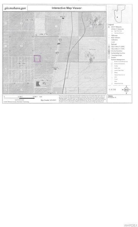 0 I-40, Kingman, AZ 86401 (MLS #979884) :: AZ Properties Team | RE/MAX Preferred Professionals