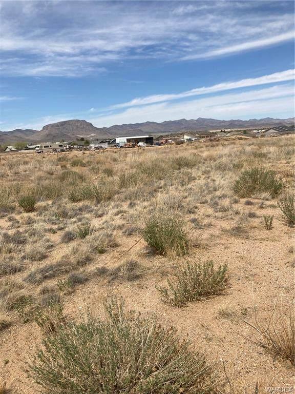 TBD Apache Street, Kingman, AZ 86401 (MLS #980144) :: The Lander Team