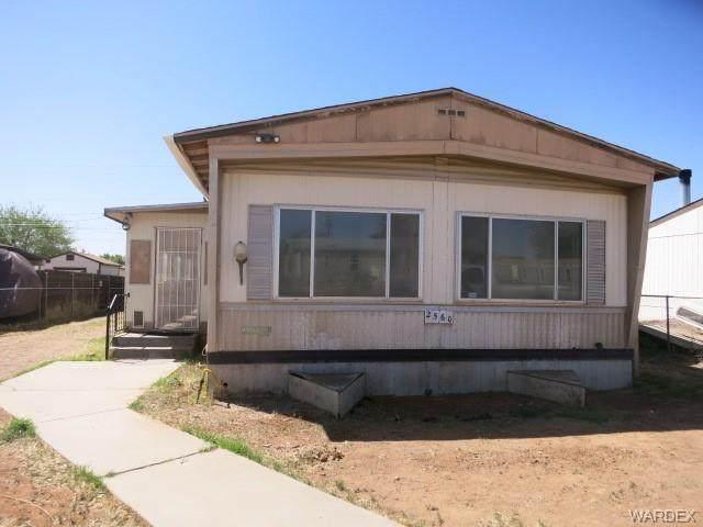 2560 E Snavely Avenue, Kingman, AZ 86409 (MLS #980299) :: AZ Properties Team | RE/MAX Preferred Professionals