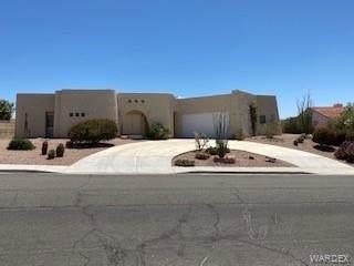 2050 N Pegasus Ranch Rd Road, Bullhead, AZ 86429 (MLS #980869) :: The Lander Team