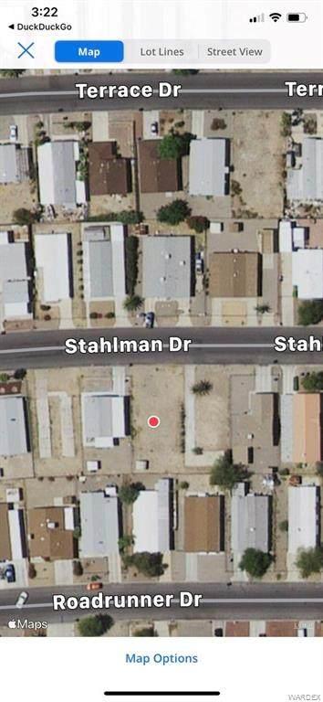 836 Stahlman Drive, Bullhead, AZ 86442 (MLS #981135) :: The Lander Team