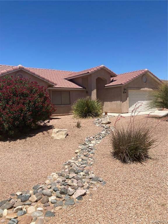 519 S San Pedro Road, Golden Valley, AZ 86413 (MLS #981609) :: AZ Properties Team | RE/MAX Preferred Professionals
