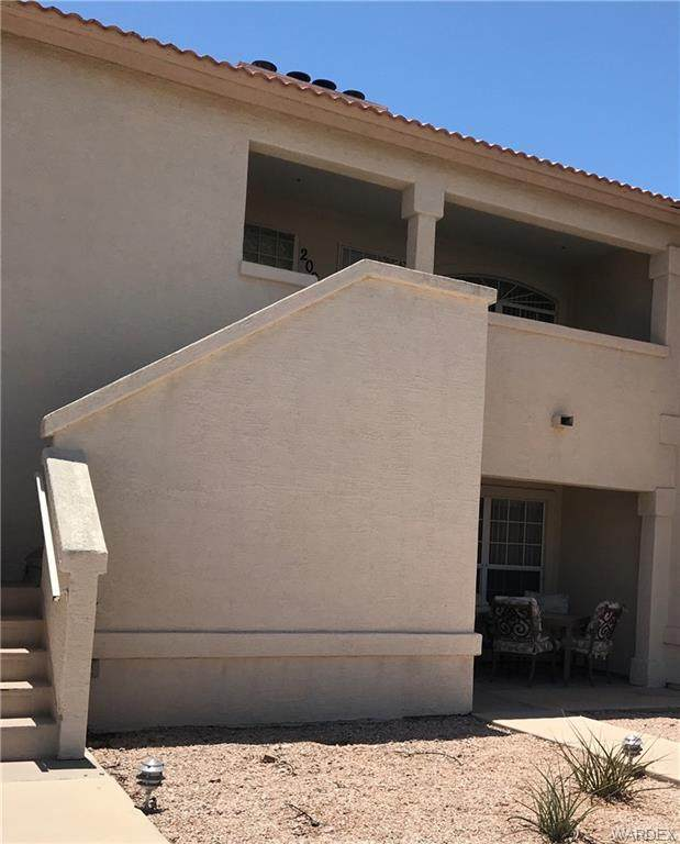 3408 Sunriver Road B-5, Bullhead, AZ 86429 (MLS #981811) :: The Lander Team