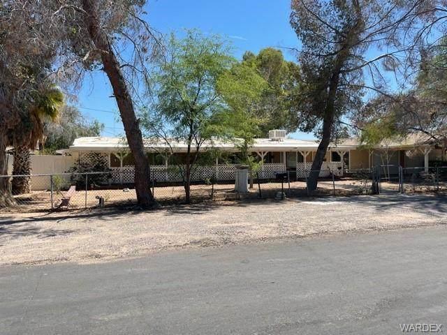 416 Swan Drive, Bullhead, AZ 86442 (MLS #981890) :: AZ Properties Team   RE/MAX Preferred Professionals