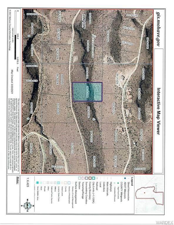 0000 lot B Stagecoach Ln, Kingman, AZ 86401 (MLS #981916) :: AZ Properties Team | RE/MAX Preferred Professionals