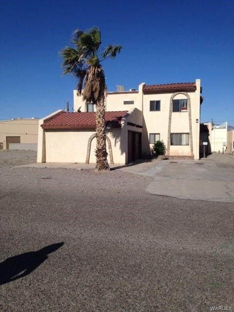 3659 Wendell Avenue, Bullhead, AZ 86442 (MLS #981974) :: The Lander Team