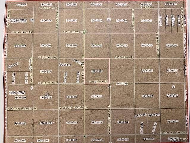 0 Rim Rock, Yucca, AZ 86438 (MLS #982182) :: AZ Properties Team | RE/MAX Preferred Professionals