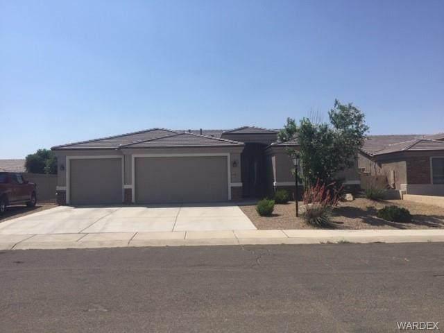 4803 N Old Ranch Lane, Kingman, AZ 86401 (MLS #983269) :: The Lander Team