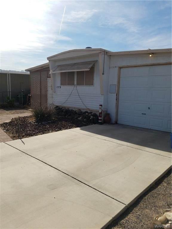 1779 Sea Creek Drive, Bullhead, AZ 86442 (MLS #983325) :: The Lander Team