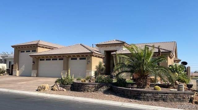 2144 E Calle Serena, Fort Mohave, AZ 86426 (MLS #983329) :: The Lander Team