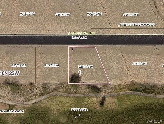 2424 E Calle Madrid, Fort Mohave, AZ 86426 (MLS #983340) :: AZ Properties Team | RE/MAX Preferred Professionals