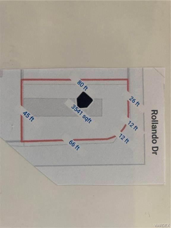 1807 Rollando Drive, Bullhead, AZ 86442 (MLS #983551) :: AZ Properties Team | RE/MAX Preferred Professionals