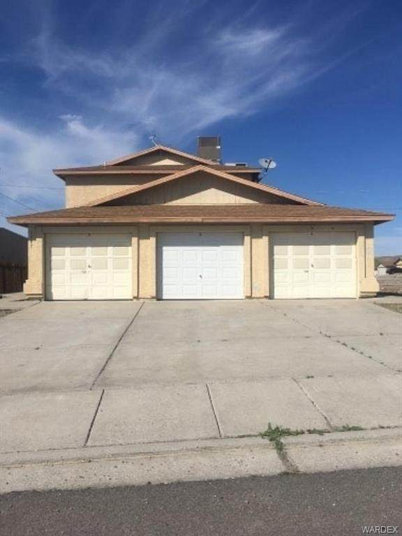 1777 Richardo Avenue, Bullhead, AZ 86442 (MLS #983608) :: The Lander Team